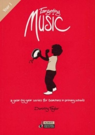 Targeting Music (Year 1) by Taylor published by Schott
