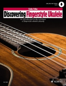 Discovering Fingerstyle Ukulele published by Schott