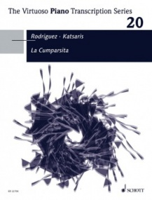 Katsaris: La Cumparsita for Piano published by Schott