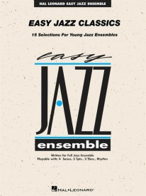 Easy Jazz Classics - Alto Saxophone 1 published by Hal Leonard