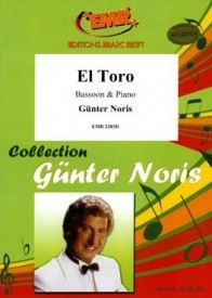 El Toro for Bassoon by Noris published by Reift