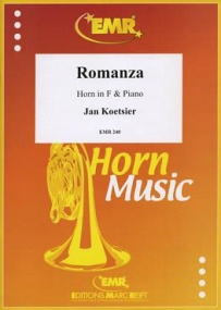 Koetsier: Romanza Opus 59/2 for Horn published by EMR
