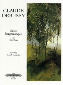 Debussy: Suite bergamasque for Piano published by Peters
