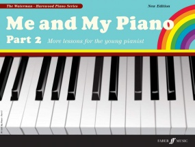 Me and My Piano Part 2 published by Faber