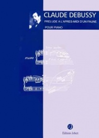 Debussy: Prelude a l'apres-midi d'un faune for Piano published by Jobert