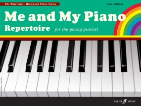 Me and My Piano Repertoire published by Faber