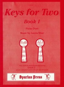 Shur: Keys for Two Book 1 published by Spartan