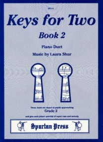 Shur: Keys for Two Book 2 published by Spartan
