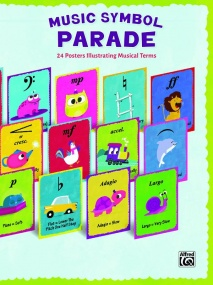 Music Symbol Parade published by Alfred
