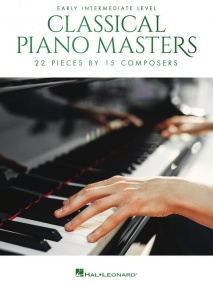 Classical Piano Masters: Early Intermediate published by Hal Leonard