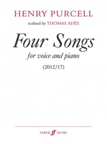 Purcell: Four Songs published by Faber