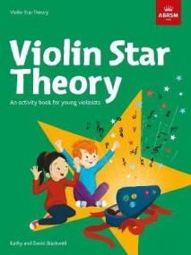 Violin Star Theory published by ABRSM
