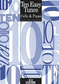 10 Easy Tunes for Cello published by Fentone