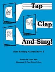 Tap Clap And Sing Book 2