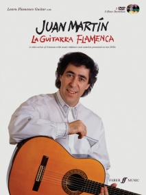 Martin: Guitarra Flamenca (Book and 2DVDs) published by Faber