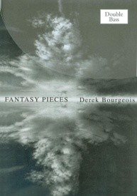 Fantasy Pieces by Bourgeois for Double Bass published by Brasswind