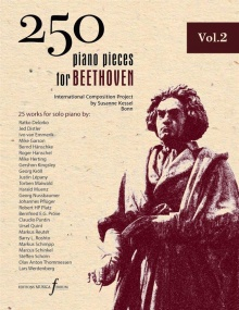 250 Piano Pieces For Beethoven - Volume 2 published by Ferrum