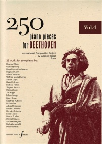 250 Piano Pieces For Beethoven - Volume 4 published by Ferrum