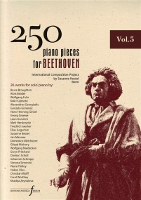 250 Piano Pieces For Beethoven - Volume 5 published by Ferrum
