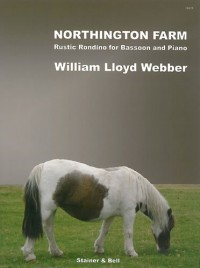 Northington Farm for Bassoon by  Lloyd Webber published by Stainer & Bell