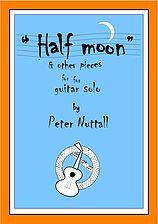 Nuttall: Half moon for Guitar published by Countryside Music
