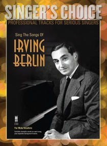 Sing the Songs of Irving Berlin published by Hal Leonard (Book/Online Audio)