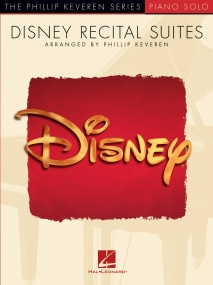 Disney Recital Suites for Piano Solo published by Hal Leonard