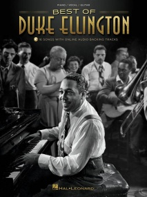 Best of Duke Ellington published by Hal Leonard (Book/Online Audio)