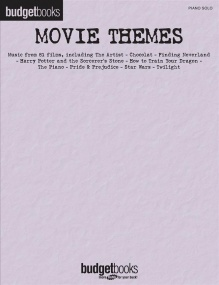 Budgetbooks: Movie Themes for Piano published by Hal Leonard