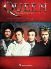 Queen: Piano Solo Collection published by Hal Leonard