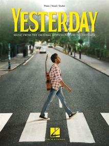 Beatles: Yesterday Movie Soundtrack PVG published by Hal Leonard