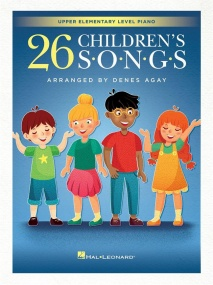 26 Children's Songs for Easy Piano published by Hal Leonard