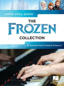 Really Easy Piano - The Frozen Collection published by Hal Leonard