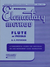 Rubank Elementary Method for Flute