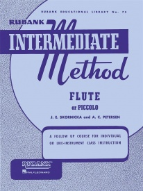 Rubank Intermediate Method for Flute