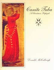 Canite Tuba - Vocal Score by McCullough published by Hinshaw Music