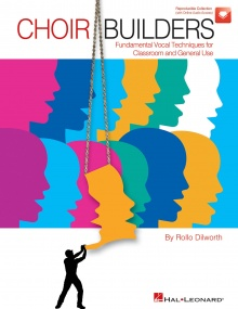 Choir Builders published by Hal Leonard