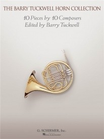 The Barry Tuckwell Horn Collection published by Schirmer