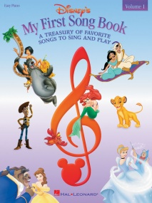 Disney My First Songbook Volume 1 for Easy Piano published by Hal Leonard