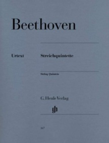 Beethoven: String Quintets published by Henle