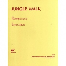 Jarvis: Jungle Walk for Marimba published by Southern Music