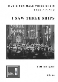 Knight: I Saw Three Ships TTBB published by Knight