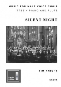 Knight: Silent Night TTBB published by Knight