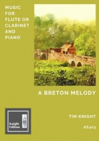 Knight: A Breton Melody for Flute published by Knight