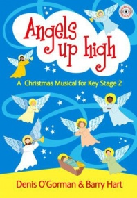 Angels up High Book & CD published by Kevin Mayhew