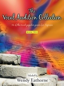 Vocal Audition Collection Book 2 for Soprano published by Kevin Mayhew