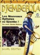 Djembefola Latest Djembe Rhythms Book & CD published by EMF