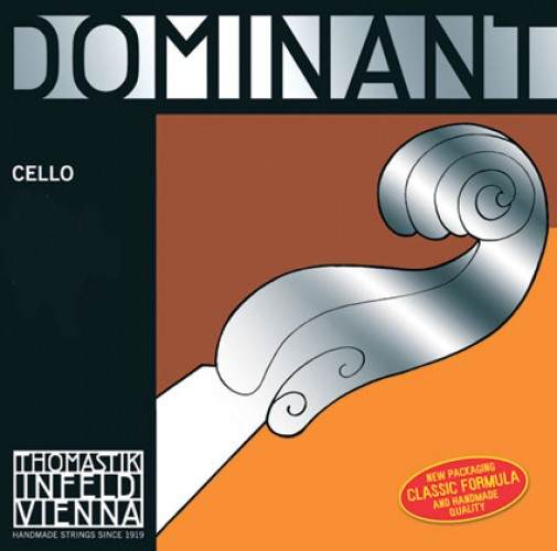 Dominant Cello D String - Size 1/2
