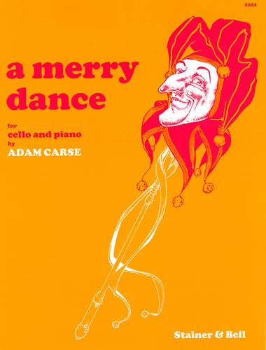 Carse: A Merry Dance for Cello published by Stainer and Bell