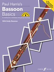 Bassoon Basics published by Faber (Book/Online Audio)